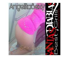 Angelita Full Oral Vaginal Anal ven a gozar tu precarnaval de el Sexo chitre