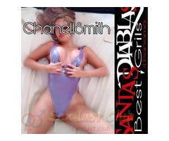SHANELL SMITH EXMODELO DE LENCERÍA TU CHICA DORADA FULL SEX