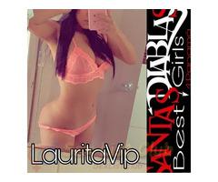 LAURITA SEXY VIP MODELO DE LENCERÍA FULL SEX