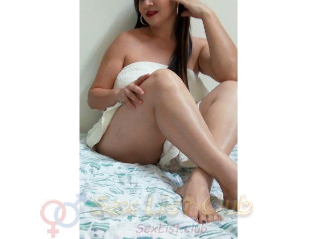 Karen una mujer madura sensual cariñosa y discreta