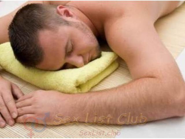 Profesional del masaje PROSTÁTICO Sólo mayores de 40 años