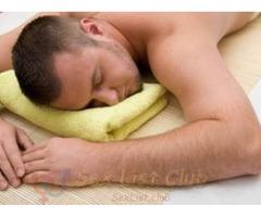 Servicio de masaje PROSTATICO exclusivo hombres mayores de 40 años