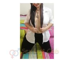 Masajista profesional y escort colombiana