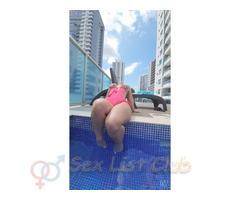 Rica y hermosa colombianita nueva en Panamá