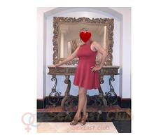 Déjate llevar y date el gusto de conocer a esta excepcional escort MADURA