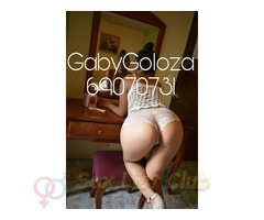 La mejor promocion GabyGoloza tu putika favorita trios sex al maximo
